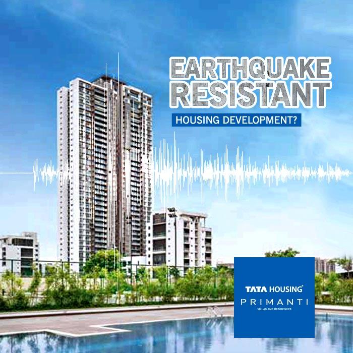 Tata Primanti Earthquake Resistant